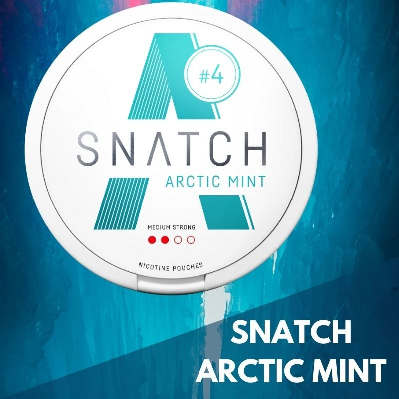 Snatch Artcic Mint nikotiininuuska