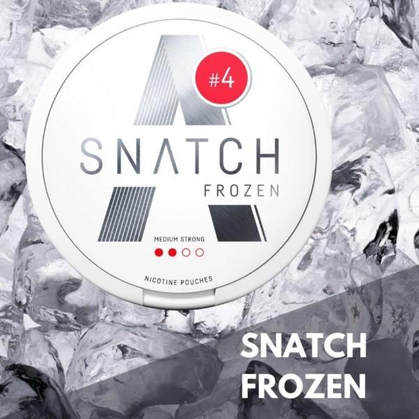 Snatch Frozen nikotiininuuska