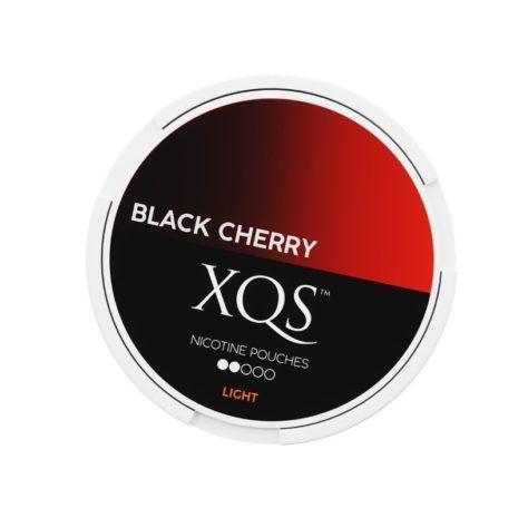 XQS Black cherrynikotiininuuska