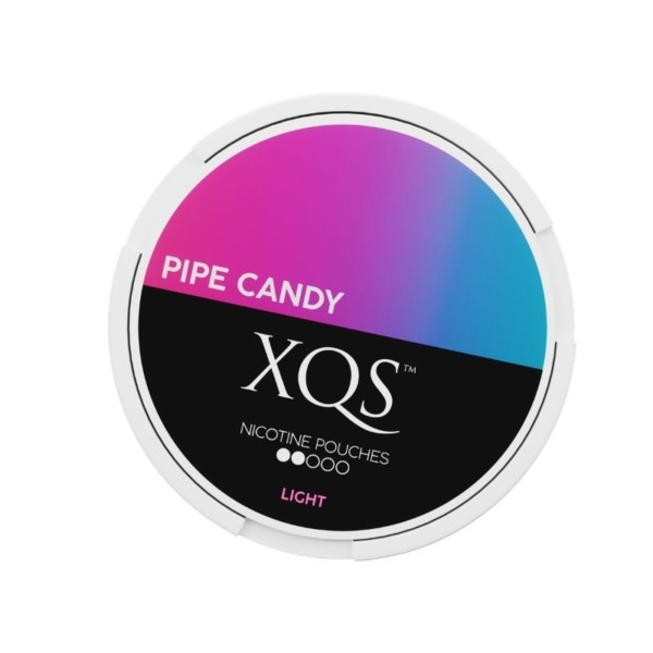 XQS Pipe candy nikotiininuuska