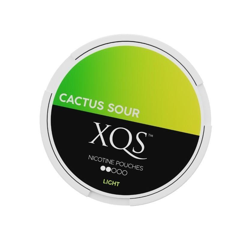 XQS sour cactus nikotiinipussi