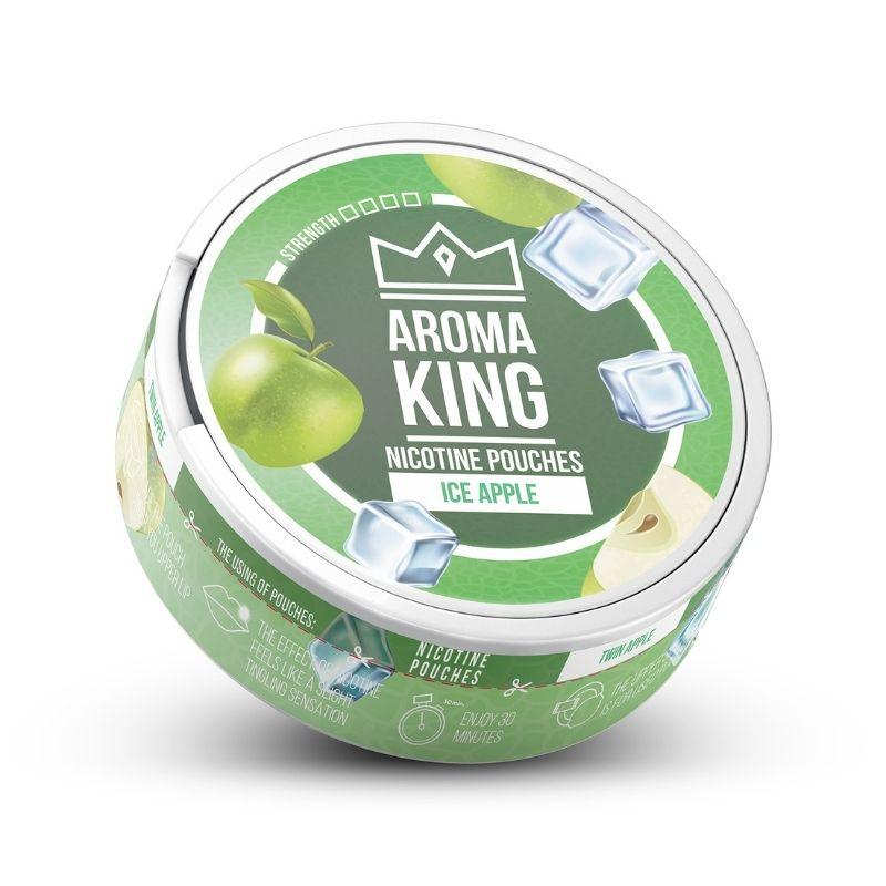 Aroma king Ice apple nikotiinipussi