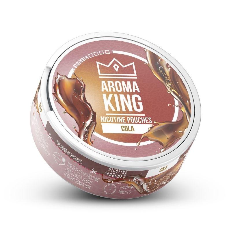 Aroma king cola nikotiininuuska