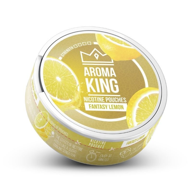 Aroma king - Fantasy lemon nikotiinipussi