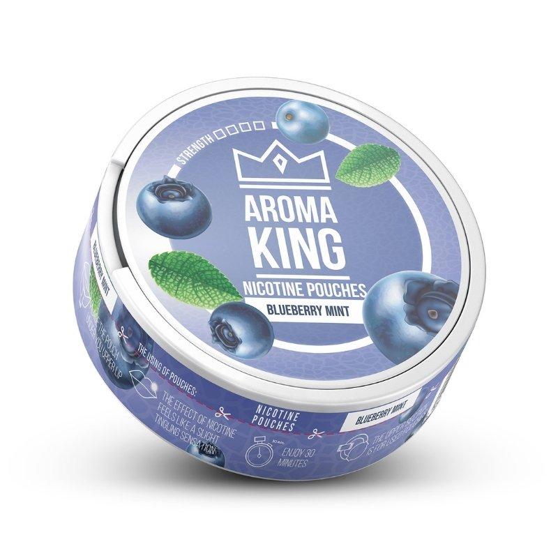 Nikotiinipussi Blueberry Mint