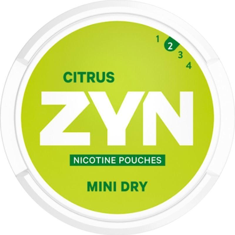 zyn citrus 3mg annospussi
