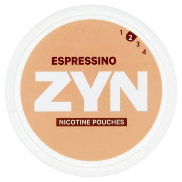 Zyn espressino 3mg nikotiinipussi