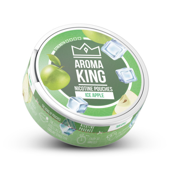 Aroma king - Ice apple nikotiinipussi