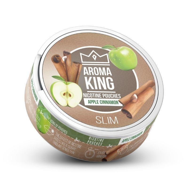 Aroma king Apple cinnamon nikotiinipussi
