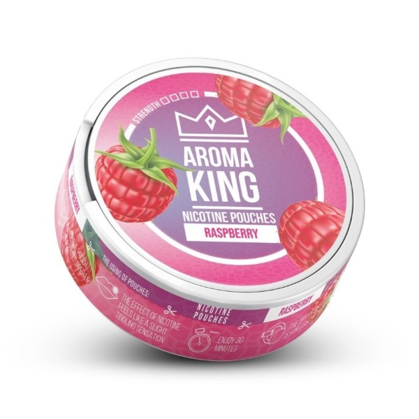 Aroma king - Raspberry nikotiininuuska