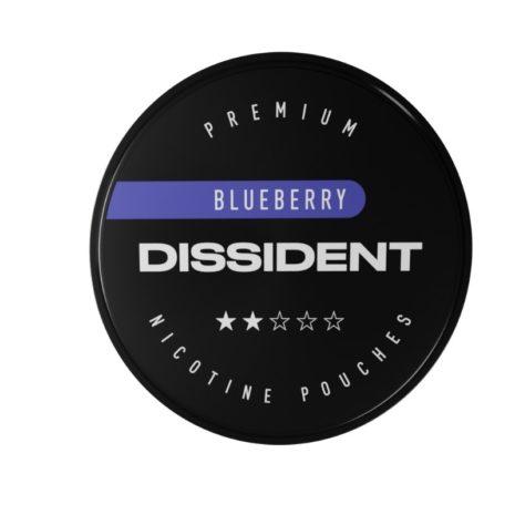 Dissident Blueberry nikotiinipussi