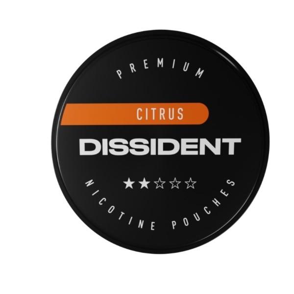 Dissident -Citrus nikotiininuuska