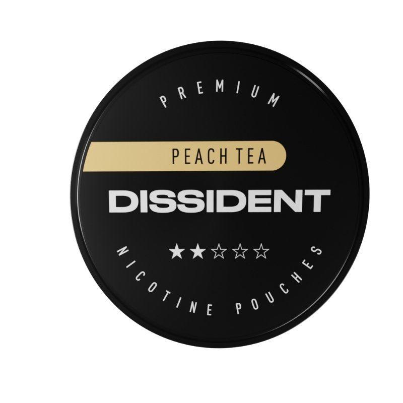 Dissident - Peach tea nikotiininuuska