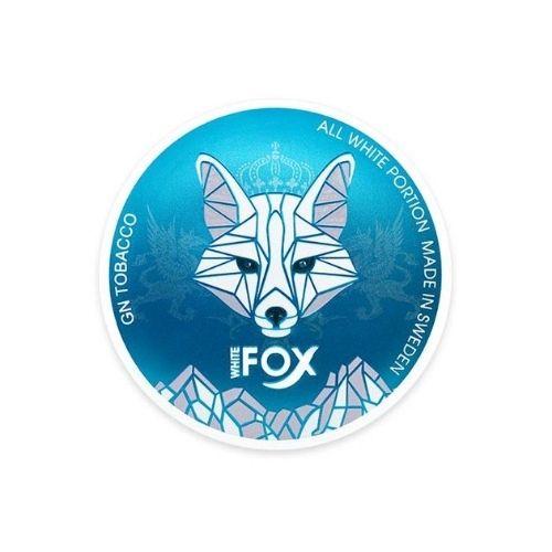 white fox snus