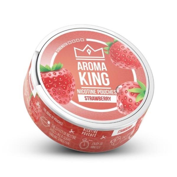 Aroma king strawberry nikotiininuuska