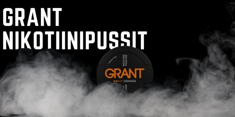 Grant nikotiinipussit