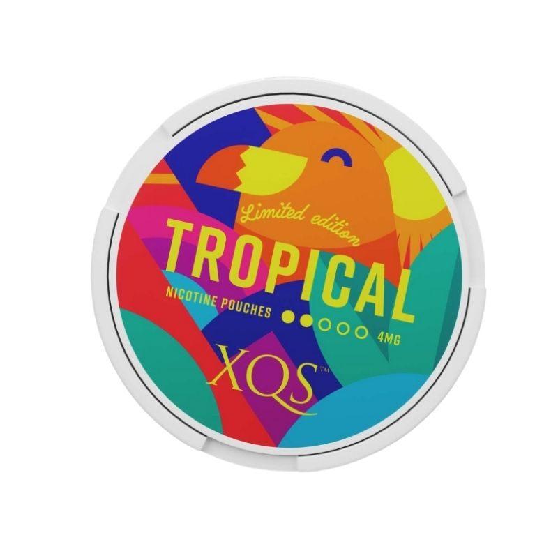 XQS - Tropical nikotiininuuska