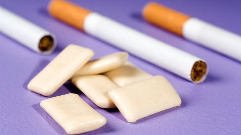 Nicorette vaihtuu nikotiinipusseihin