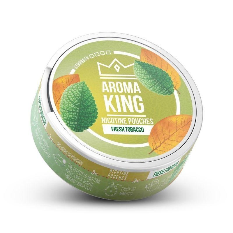 Aroma King Fresh Tobacco nikotiininuuska
