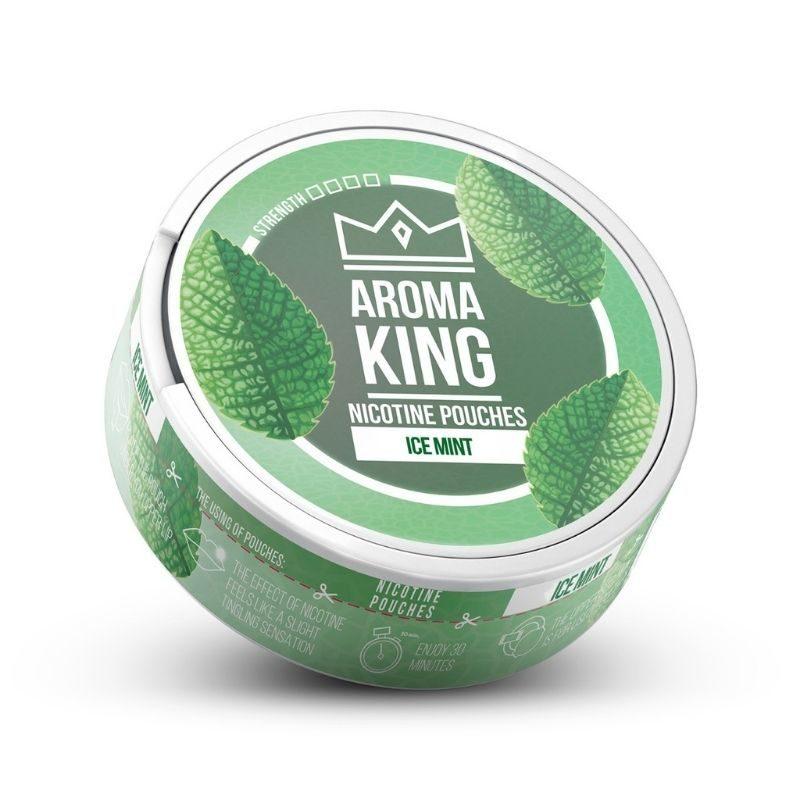 Aroma King Ice Mint nikotiininuuska