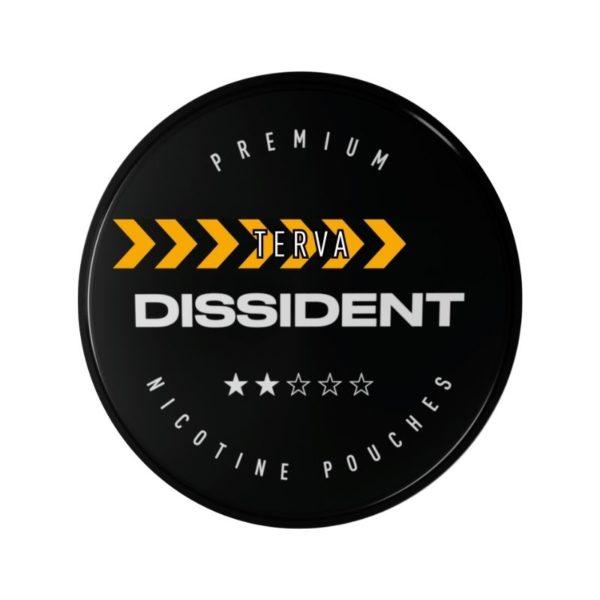 Dissident - Terva nikotiinipussi