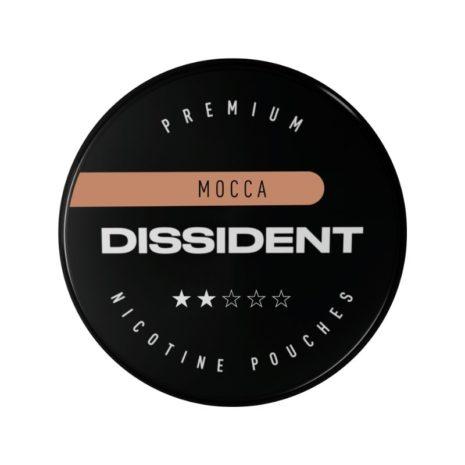 Dissident mocca nikotiinipussi