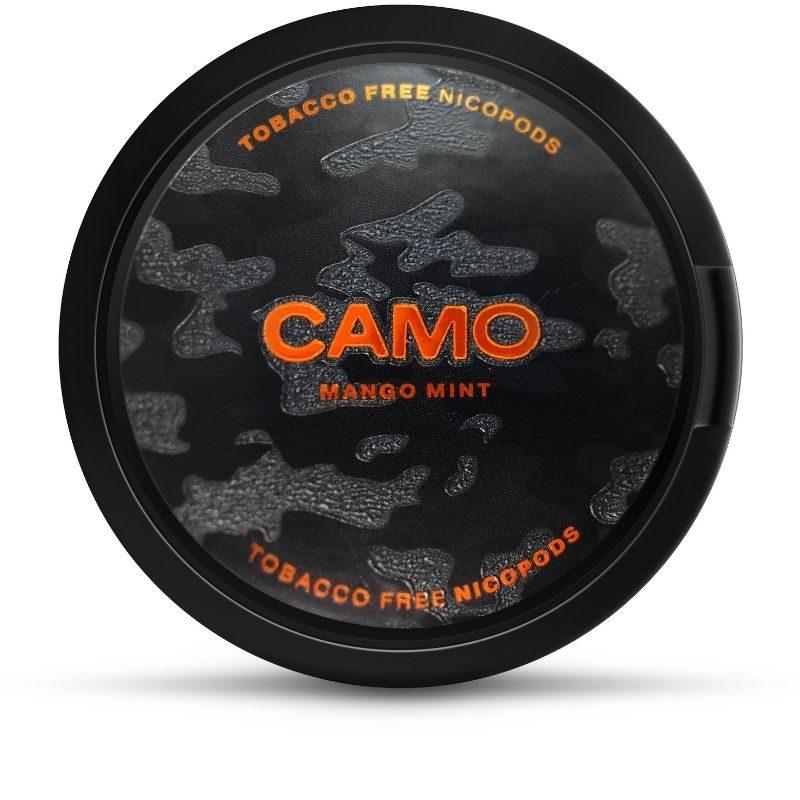 Camo mango mint nikotiinipussi